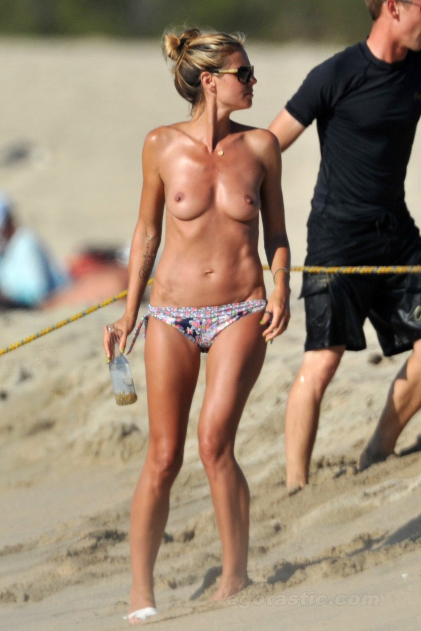 French golfer topless pics